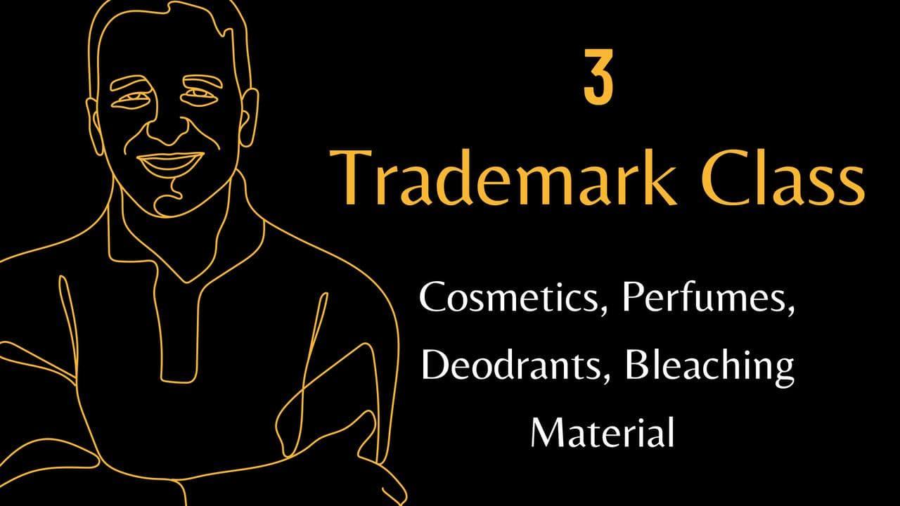 Trademark Class 3