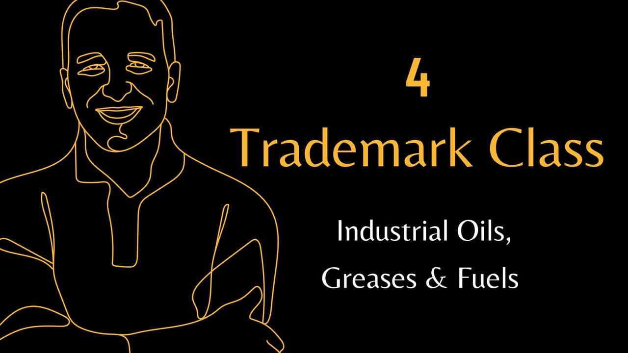 Trademark Class 4