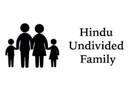 HUF - Hindu Undivided Family