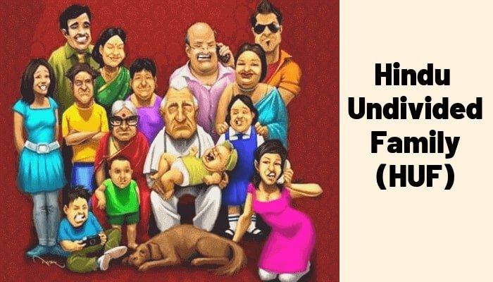 Hindu Undivided Family - Hindu Undivided Family