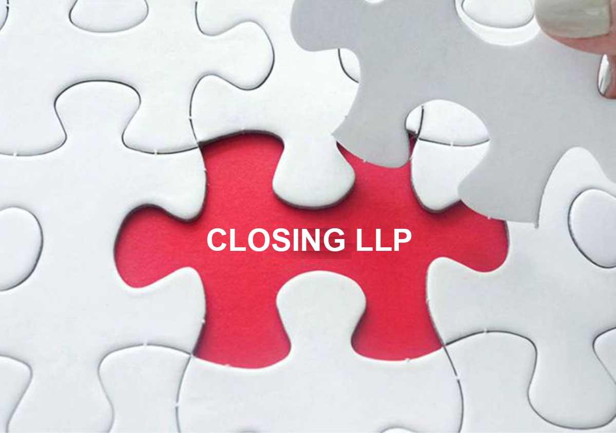 closing LLP - Close a Limited Liability Partnership