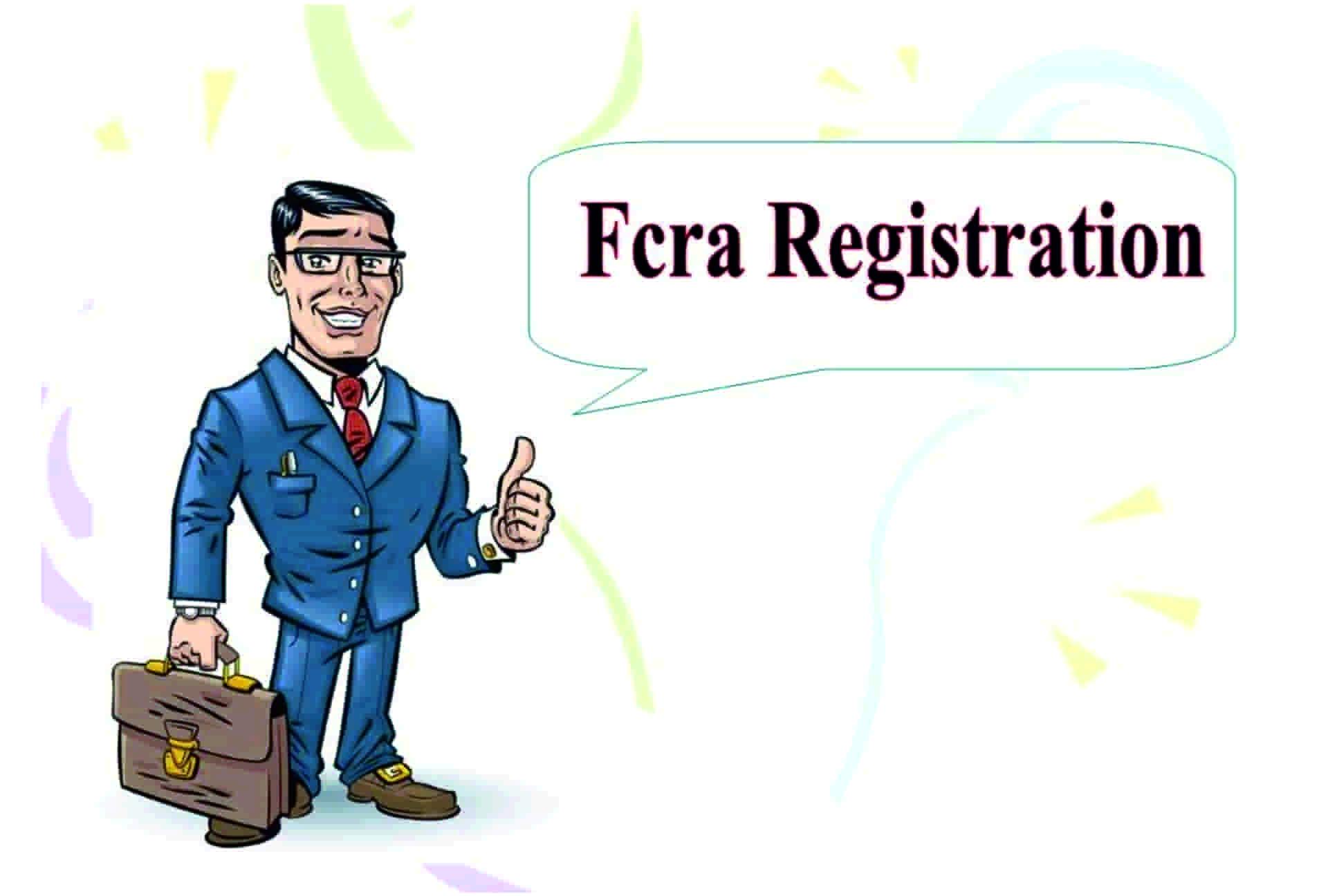 fcra min - FCRA Registration