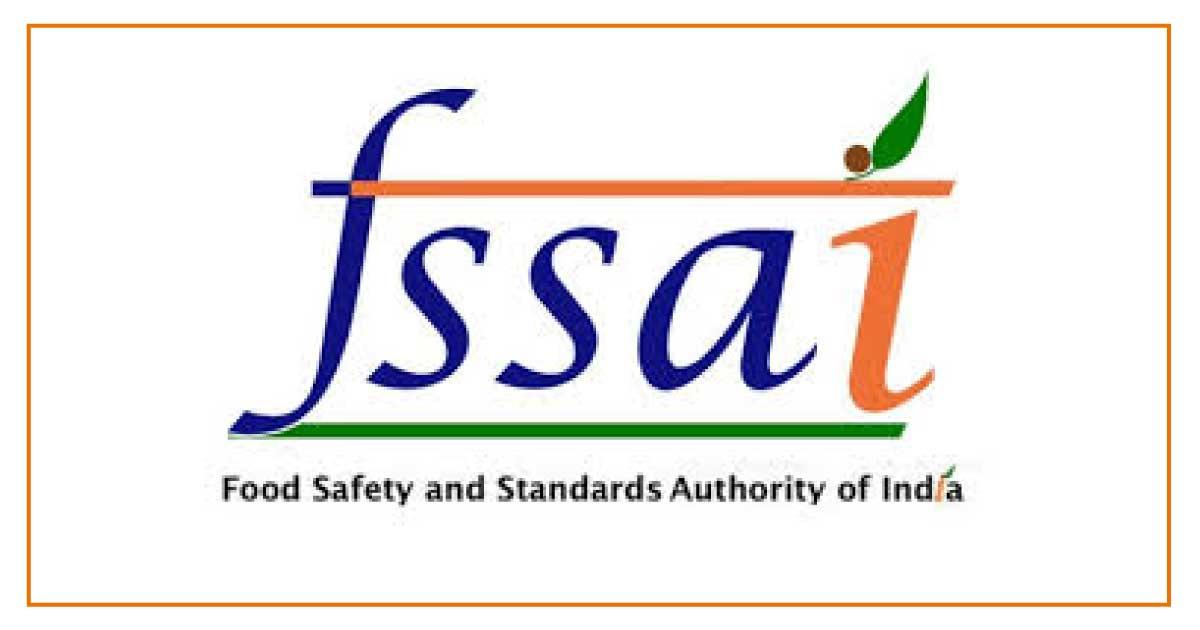 fssai - State FSSAI license