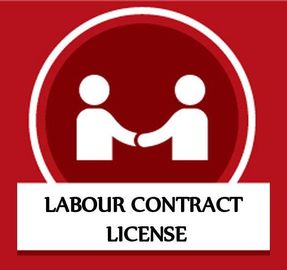 Labour Contractor License