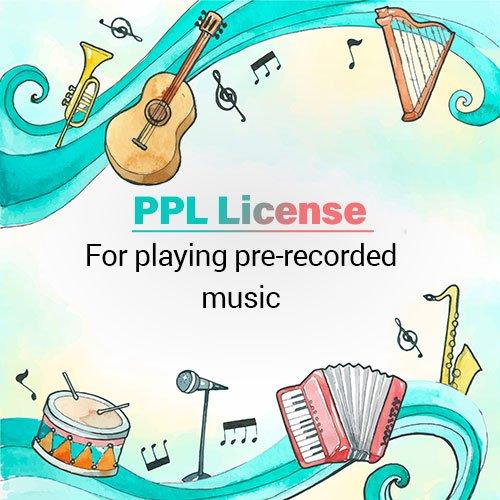 music license - MUSIC License