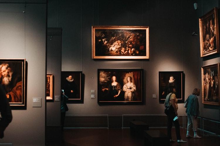 ART DEALERS - Main Object Of ART DEALERS
