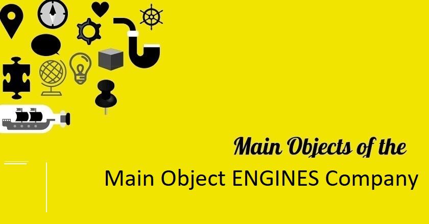 Main Object ENGINES Company