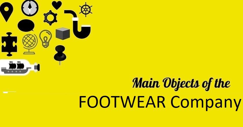 Main Object Of FOOTWEAR Company