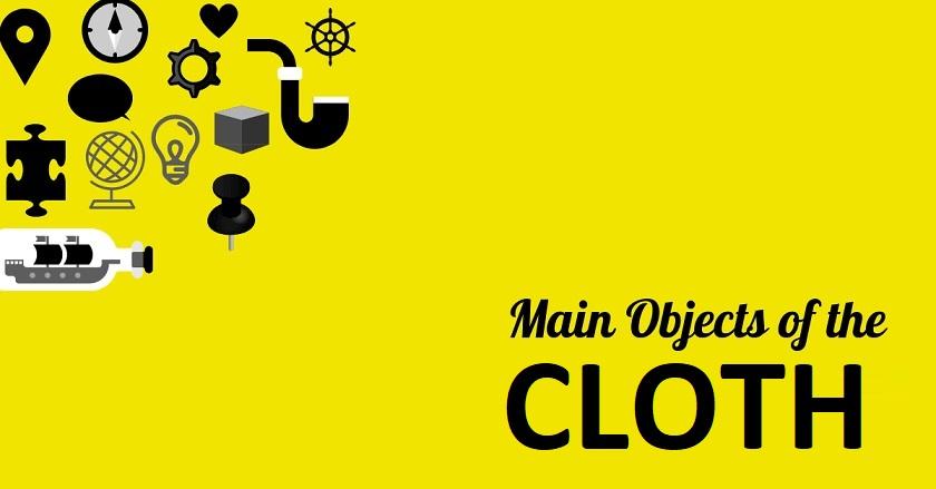 Main Object Of CLOTH - Main Object Of CLOTH Company