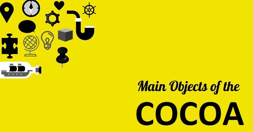 Main Object Of COCOA - Main Object Of COCOA