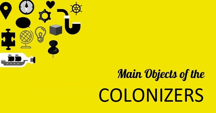 Main Object Of COLONIZERS - Main Object Of COLONIZERS Company