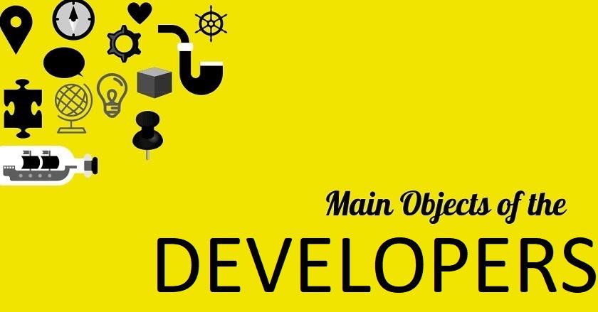 Main Object Of DEVELOPERS - Main Object Of DEVELOPERS