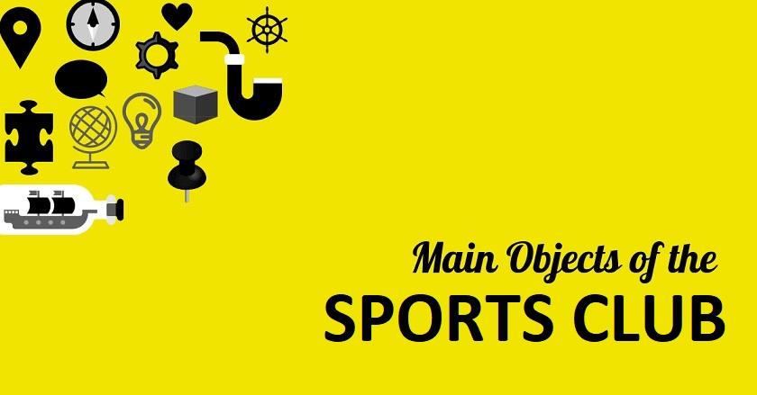 Main Object Of SPORTS CLUB - Main Object Of SPORTS CLUB