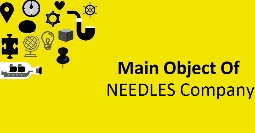 Main Object Of NEEDLES Company