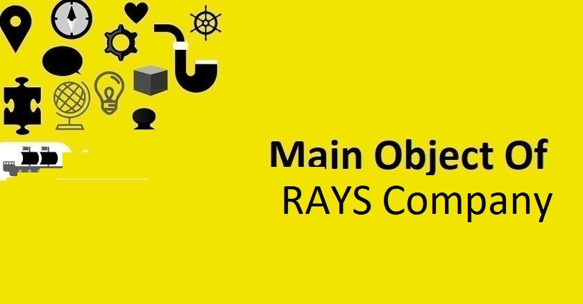 Main Object Of RAYS Company
