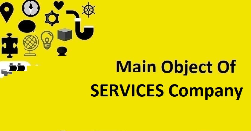Main Object Of EDUCATION SERVICES Company